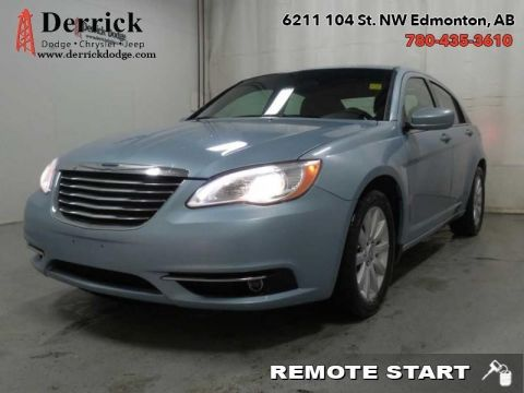 Pre-Owned 2012 Chrysler 200 Used Sedan Touring Power Group A/C