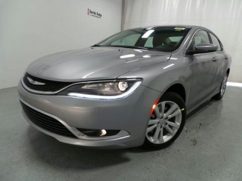 New 2015 Chrysler 200 Limited   - $156.28 B/W
