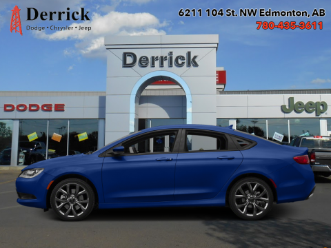 New 2015 Chrysler 200 Limited   - $175.83 B/W