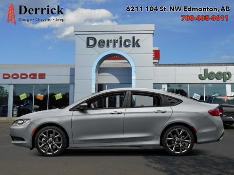 New 2016 Chrysler 200 S  - $178.30 B/W