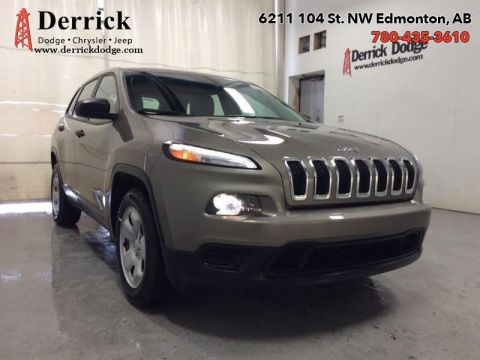 New 2016 Jeep Cherokee Sport   - $141.50 B/W -