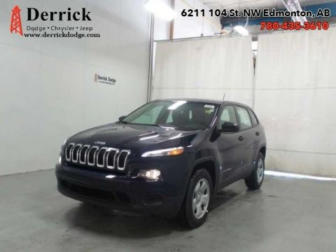 New 2016 Jeep Cherokee Sport   - $152.43 B/W -