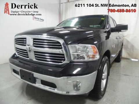 Pre-Owned 2015 Ram 1500 Used Q/C 4x4 SLT Plus B/U Camera $225.74 B/W