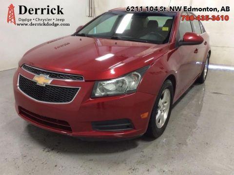 Pre-Owned 2011 Chevrolet Cruze LT  - $68.67 B/W