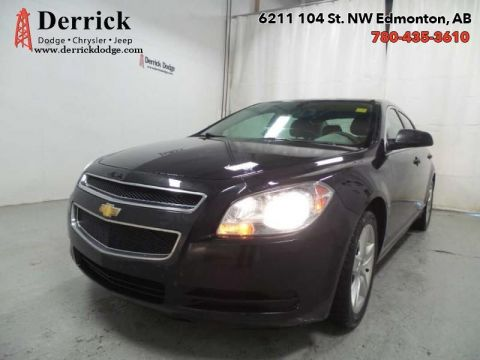 Pre-Owned 2011 Chevrolet Malibu Used Sdn LS Power Group A/C $68.67 B/W