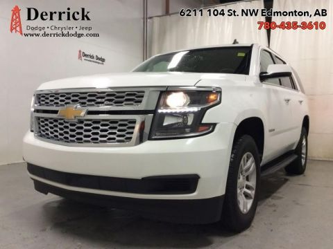 Pre-Owned 2015 Chevrolet Tahoe 4Dr 4X4 SUV LS Power Group B/U Camera $285.68 B/W
