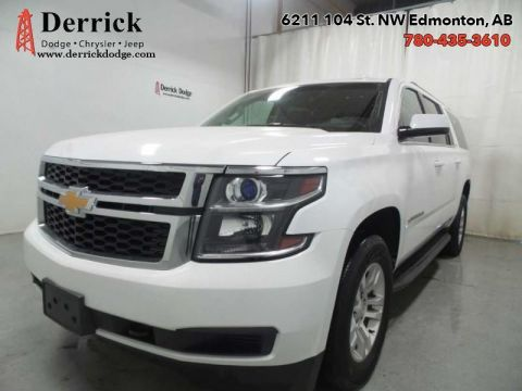 Pre-Owned 2016 Chevrolet Suburban Used 4X4 LS Power Group A/C B/U Cam $289.02 B/W