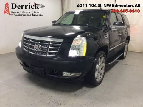 Pre-Owned 2012 Cadillac Escalade Used 4WD Lux DVD Lthr Sts Htd /Ventilated Frnt Sunr