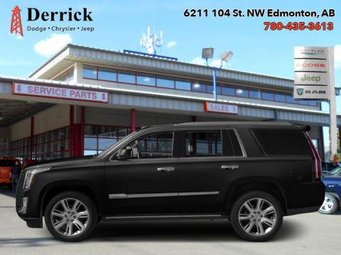 Pre-Owned 2015 Cadillac Escalade LUXURY  - Low Mileage