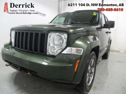 Pre-Owned 2008 Jeep Liberty Used Sport 4WD  Accdt  Response Syst  $86.49 B/W