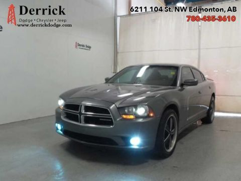 Pre-Owned 2011 Dodge Charger R/T Lthr Seats Nav Blind Spot Cross Path Detection