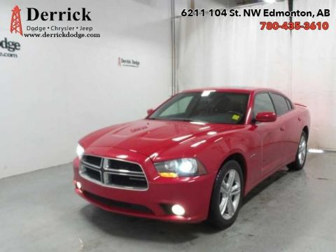 "Pre-Owned 2011 Dodge Charger AWD R/T Hemi Sunroof 19"" Alloys $241.19 B/W"