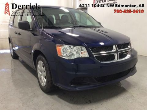 New 2017 Dodge Grand Caravan Canada Value Package  - $131.10 B/W