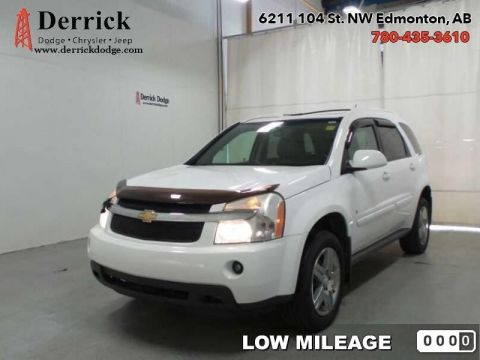 Pre-Owned 2007 Chevrolet Equinox SUV AWD LT Low Mileage Sunroof Pwr Grp $226.86 B/W
