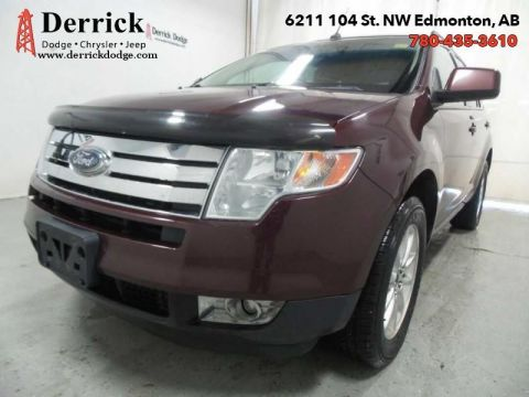 Pre-Owned 2009 Ford Edge Used AWD SEL Power Group A/C