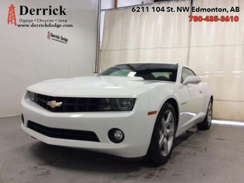 Pre-Owned 2013 Chevrolet Camaro Used 2LT Low Mileage Lthr Sts Pwr Grp $176.61 B/W