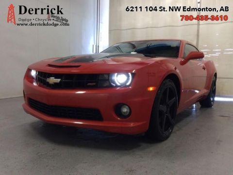 Pre-Owned 2010 Chevrolet Camaro Used 2SS Sunroof Power Grp A/C  $198.46 B/W