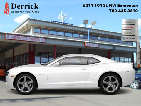 Pre-Owned 2011 Chevrolet Camaro 2SS  - $206.07 B/W