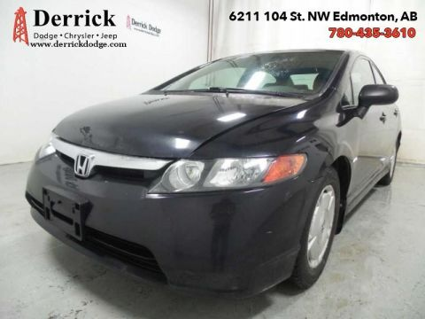 Pre-Owned 2008 Honda Civic Sdn DXG