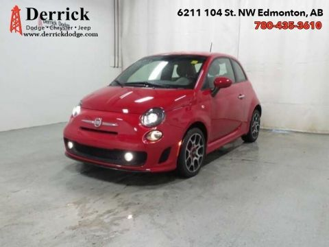 New 2015 Fiat 500 Turbo   - $123.71 B/W
