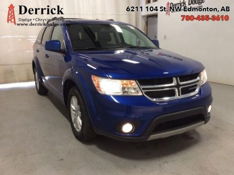 New 2015 Dodge Journey Ultimate Family Pkg 7 Pass DVD Nav $175.78 B/W