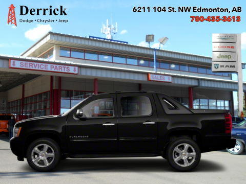 Pre-Owned 2012 Chevrolet Avalanche LTZ  - $212.15 B/W