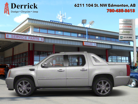 Pre-Owned 2011 Cadillac Escalade EXT BASE  - $212.94 B/W