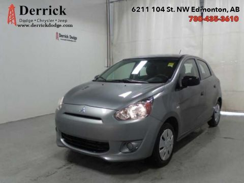 Pre-Owned 2015 Mitsubishi Mirage 5Dr Hatchback ES Power Group A/C $61.75 B/W