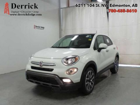 New 2016 Fiat 500X Trekking Plus   - $178.50 B/W -