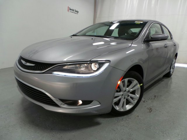 New 2015 Chrysler 200 Limited   - $150.66 B/W