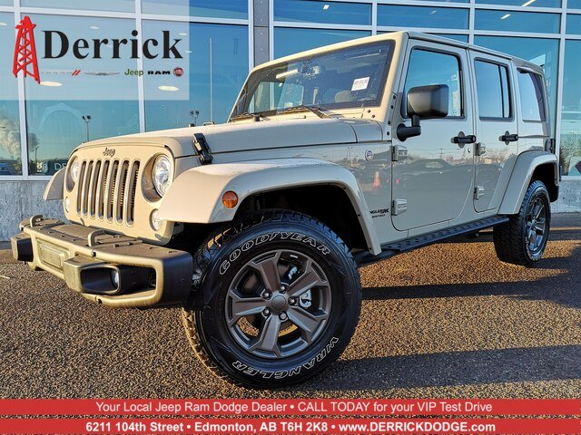 New 2018 Jeep Wrangler JK Unlimited Sport