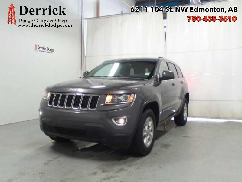 pre owned 2015 jeep grand cherokee suv 4wd laredo keyless n 39 go b w suv in edmonton. Black Bedroom Furniture Sets. Home Design Ideas