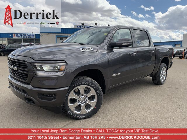 Pre-Owned 2019 Ram 1500 Big Horn 4x4 Crew Cab 5'7 Box