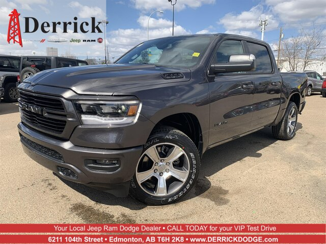 New 2019 RAM 1500 Sport/Rebel