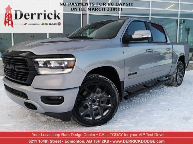 New 2020 Ram 1500 Sport 4x4 Crew Cab 5'7 Box