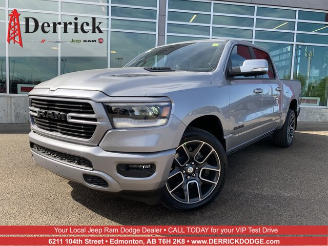 New 2020 RAM 1500 Sport/Rebel