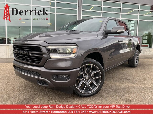 New 2020 Ram 1500 Sport Rebel