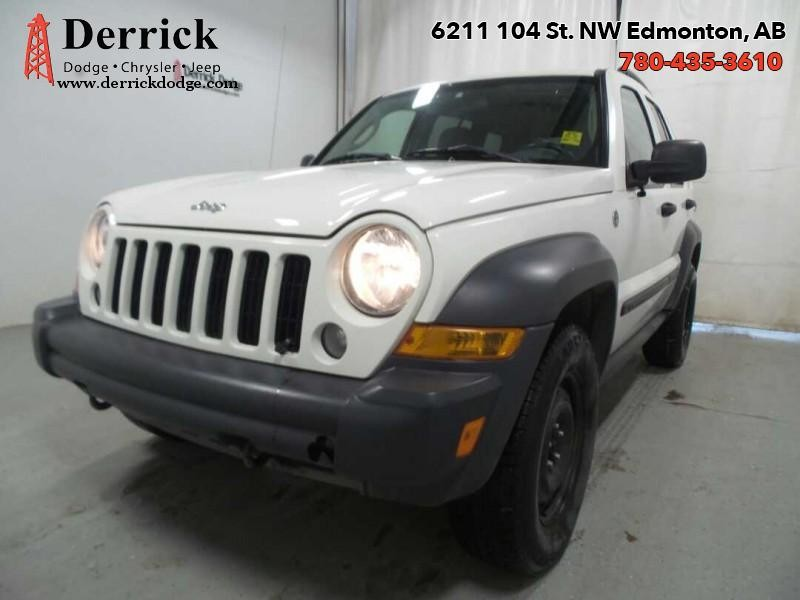 Pre-Owned 2006 Jeep Liberty Used 4X4 Sport Diesel Pwr Grp A/C $149.11 B/W