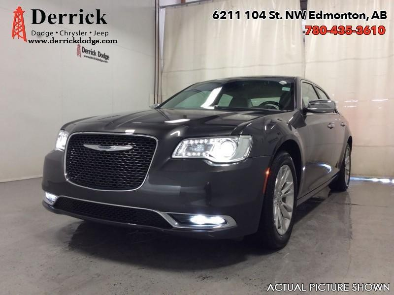 Pre-Owned 2016 Chrysler 300 Demo C 15Km Nav Keyless N'Go Bluetooth $237 B/W