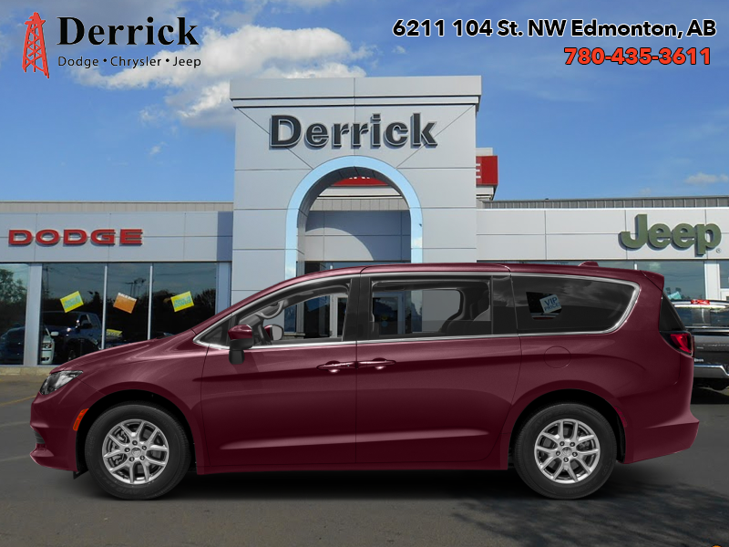 New 2017 Chrysler Pacifica - $219.08 B/W