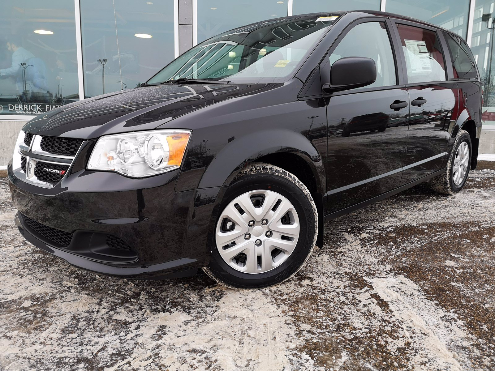 Pre Owned 2017 Dodge Grand Caravan 4dr Wgn Canada Value Package