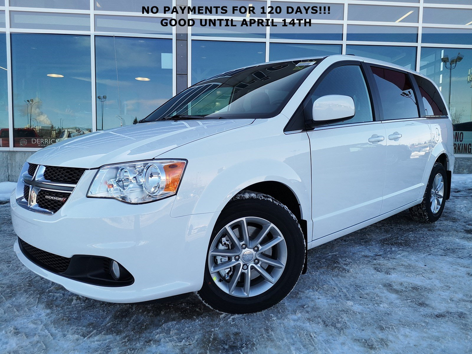 New 2020 Dodge Grand Caravan Premium Plus 2WD