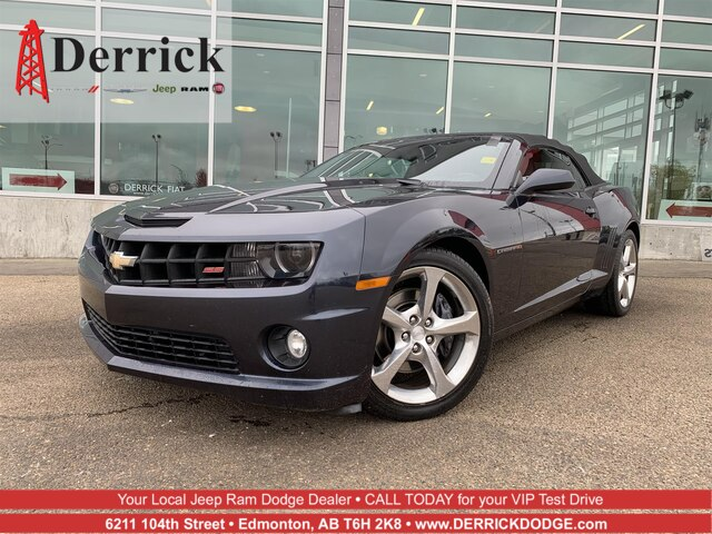 Pre-Owned 2013 Chevrolet Camaro 2SS
