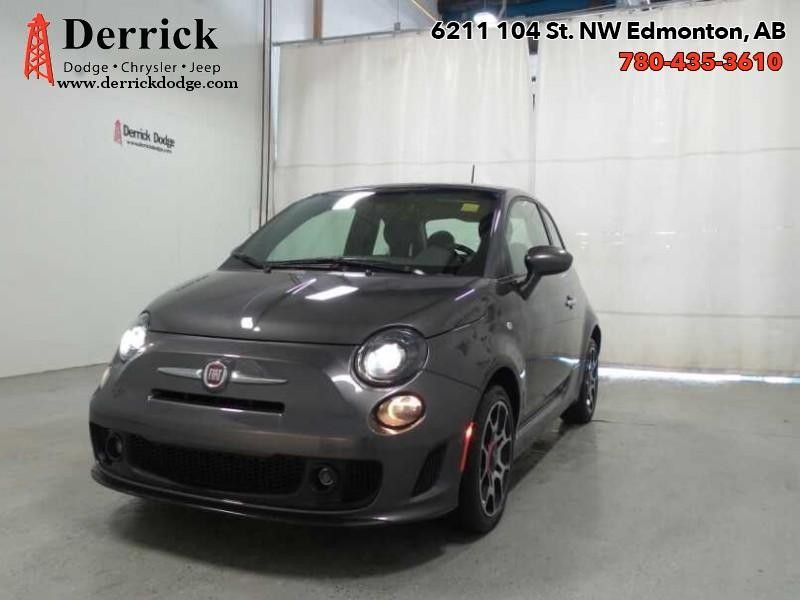 New 2015 Fiat 500 Turbo   - $130.87 B/W