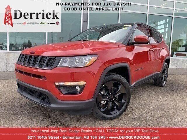 New 2019 Jeep Compass North 4x4