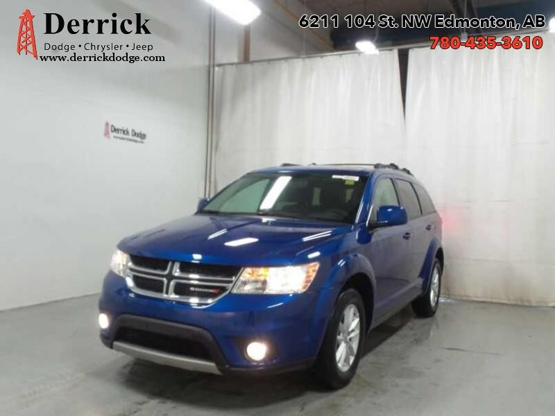 Pre-Owned 2015 Dodge Journey Ultimate Family Pkg 7 Pass DVD Nav $163.22 B/W