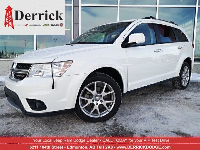 Pre-Owned 2017 Dodge Journey AWD 4dr GT