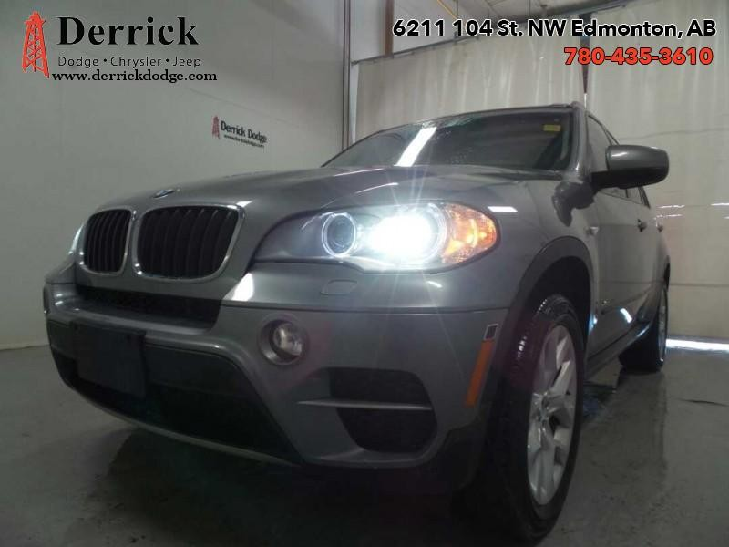 Pre-Owned 2013 BMW X5 Used AWD 35i Nav Sunroof Lthr Seats $272.29 B/W