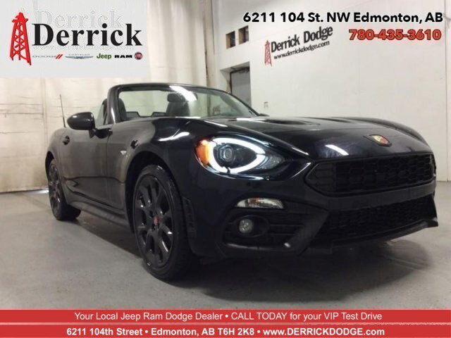 Pre-Owned 2017 FIAT 124 Spider 2dr Conv Abarth
