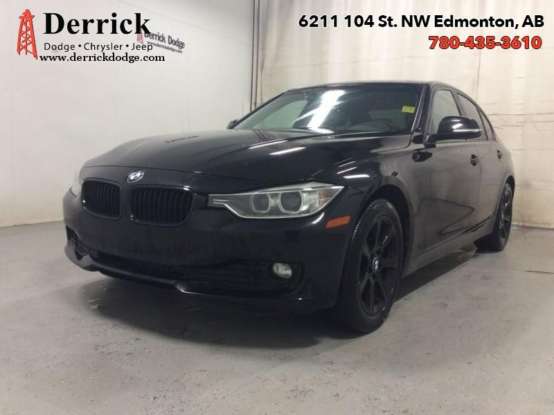 Pre-Owned 2014 BMW 3 Series Used 320i Power Group A/C Keyless Ent $169.25 B/W
